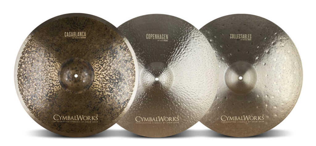 CymbalWorks Cymbals Trio